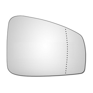Right Hand Driver Side Renault Megane Mk3 2008-2017 Wide Angle Wing Mirror Glass