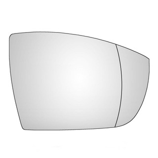 Right Hand Drivers Side Ford EcoSport 2012-2020 Wide Angle Wing Mirror Glass