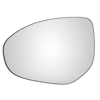 Left Hand Passenger Side Mazda 3 2007-2015 Convex Wing Door Mirror Glass