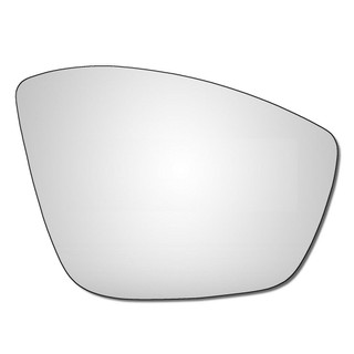 Right Hand Drivers Side Peugeot 2008 2013-2020 Convex Wing Door Mirror Glass
