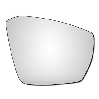 Right Hand Drivers Side Skoda Octavia Mk3 2013-2020 Convex Wing Mirror Glass
