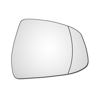Right Hand Drivers Side Ford Mondeo 2007-2014 Wide Angle Wing Door Mirror Glass