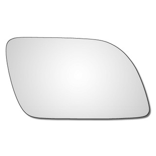 Right Hand Drivers Side VW Polo Mk4 2002-2005 Convex Wing Door Mirror Glass