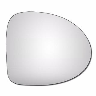 Right Hand Drivers Side Renault Twingo 2007-2010 Convex Wing Door Mirror Glass