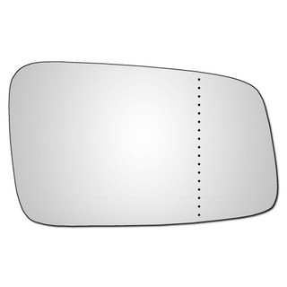 Right Hand Drivers Side Volvo C70 1997-2005 Wide Angle Wing Door Mirror Glass