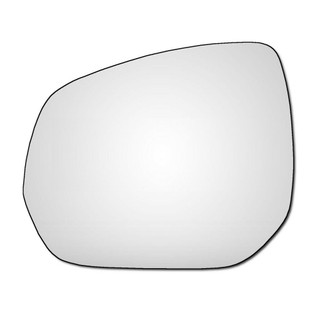 Left Hand Passenger Side Peugeot 3008 2008-2017 Convex Wing Door Mirror Glass
