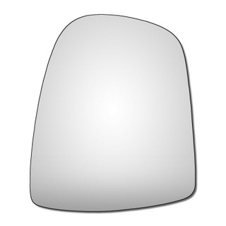 Left Passenger Side Nissan Primaster Van 2000-2014 Convex Wing Door Mirror Glass