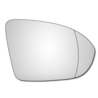 Right Hand Drivers Side Vauxhall Astra K 2016-2020 Wide Angle Wing Mirror Glass