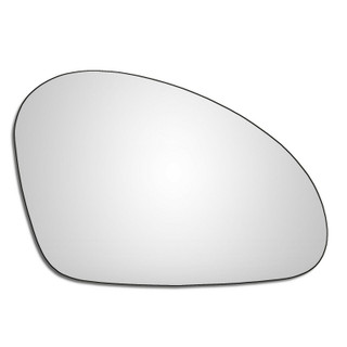 Right Hand Drivers Side Seat Leon 2003-2007 Convex Wing Door Mirror Glass
