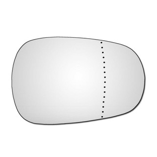 Right Hand Driver Side Renault Megane MK1 1996-2003 Wide Angle Wing Mirror Glass