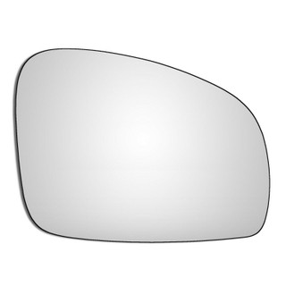 Right Hand Drivers Side Skoda Fabia 2007-2015 Convex Wing Door Mirror Glass