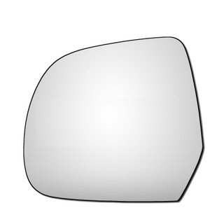 Left Hand Passenger Side Nissan Leaf Mk1 2010-2017 Convex Wing Door Mirror Glass