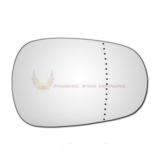 Right Hand Drivers Side Nissan Micra K12 2002-2010 WIDE ANGLE Wing Mirror Glass
