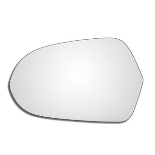 Left Hand Passenger Side Audi A6 / S6 C7 2012-2018 Convex Wing Door Mirror Glass