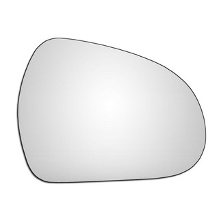 Right Hand Drivers Side Peugeot 207 2006-2012 Convex Wing Door Mirror Glass