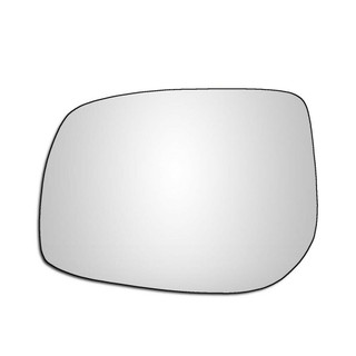 Left Hand Passenger Side Toyota Yaris Mk2 2005-2012 Convex Wing Mirror Glass