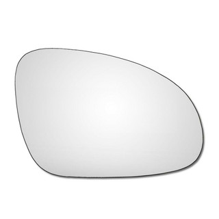 Right Hand Drivers Side VW Golf Mk5 2003-2009 Convex Wing Door Mirror Glass