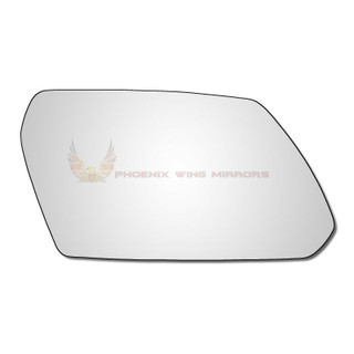 Right Hand Drivers Side Ford Mondeo Mk3 2000-2003 Convex Wing Door Mirror Glass