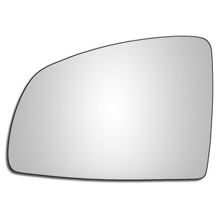 Left Hand Passenger Side Vauxhall Meriva A 2003-2010 Convex Wing Mirror Glass