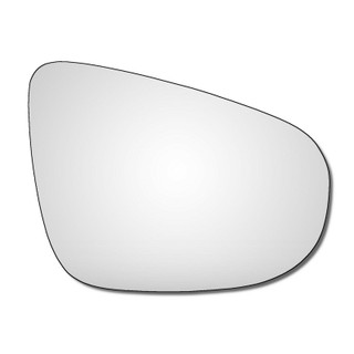 Right Hand Drivers Side VW Golf Mk6 2008-2014 Convex Wing Door Mirror Glass
