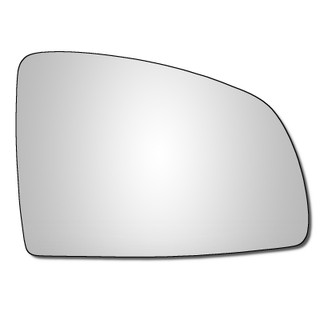 Right Hand Drivers Side Vauxhall Meriva A 2003-2010 Convex Wing Mirror Glass