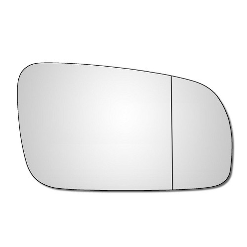Right Hand Drivers Side VW Golf Mk4 1998-2004 Wide Angle Wing Door Mirror Glass