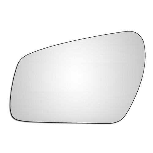 Left Hand Passenger Side Ford Focus Mk2 2004-2008 Convex Wing Door Mirror Glass