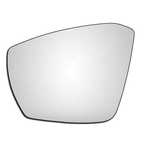 Left Hand Passenger Side Skoda Octavia Mk3 2013-2020 Convex Wing Mirror Glass