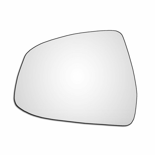 Left Hand Passenger Side Ford Mondeo Mk4 2007-2014 Convex Wing Door Mirror Glass