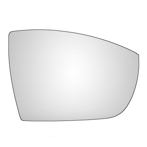 Right Hand Drivers Side Ford Kuga 2008-2017 Convex Door Wing Mirror Glass