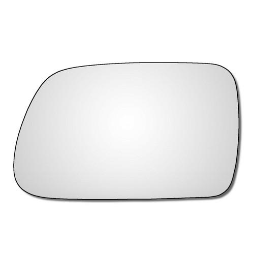Left Hand Passenger Side Peugeot 307 2001-2011 Convex Wing Door Mirror Glass
