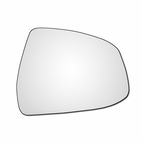Right Hand Drivers Side Ford Mondeo Mk4 2007-2014 Convex Wing Door Mirror Glass