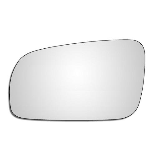 Left Hand Passenger Side Skoda Superb 2001-2008 Convex Wing Door Mirror Glass