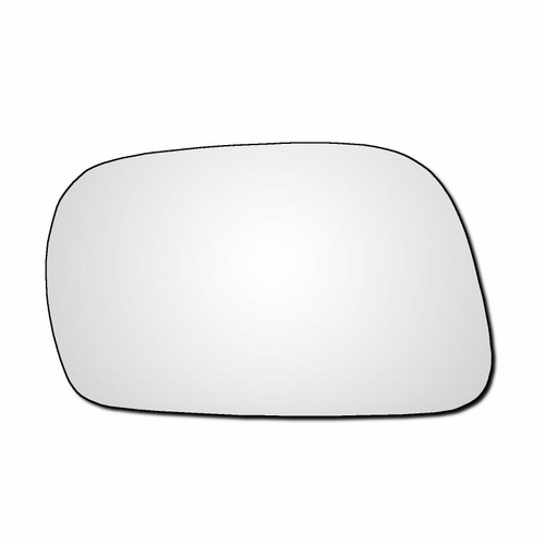 Left Hand Passenger Side Suzuki Wagon R 1998-2008 Convex Wing Door Mirror Glass