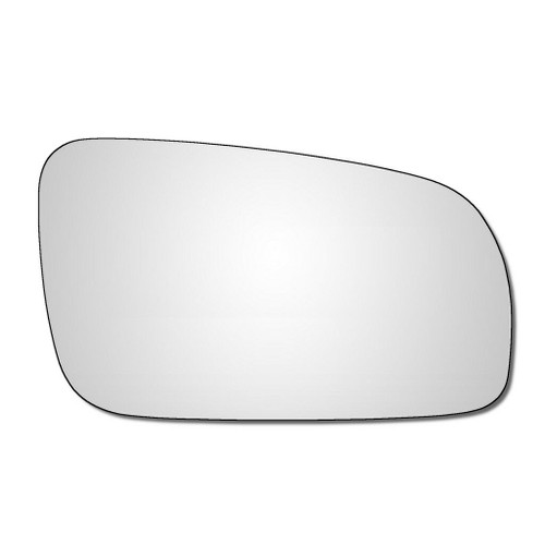 Right Hand Drivers Side VW Golf Mk4 1998-2004 Convex Wing Door Mirror Glass
