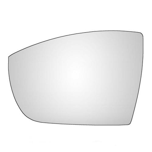 Left Hand Passenger Side Ford C-Max 2010-2018 Convex Door Wing Mirror Glass CMax