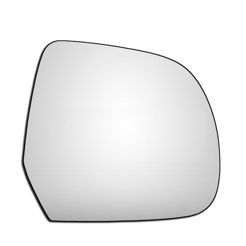 Right Hand Drivers Side Dacia Duster 2009-2013 Convex Wing Door Mirror Glass