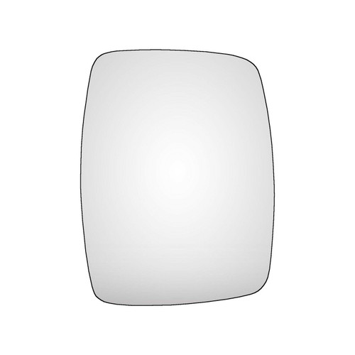 Right Hand Drivers Side Mercedes Vito Van 1996-2003 Convex Wing Mirror Glass