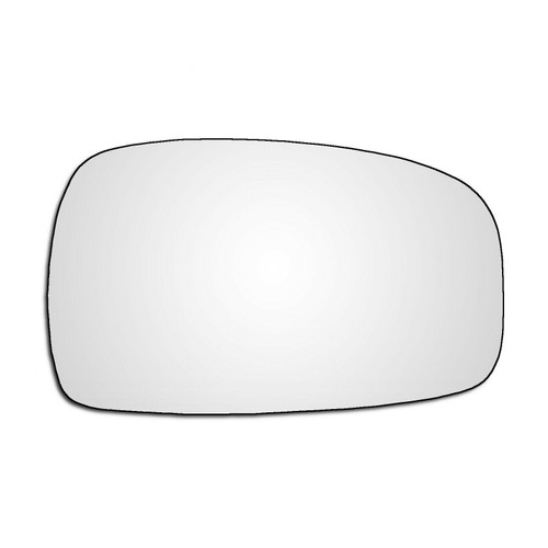Left Hand Passenger Side Peugeot 306 1993-2002 Convex Wing Door Mirror Glass