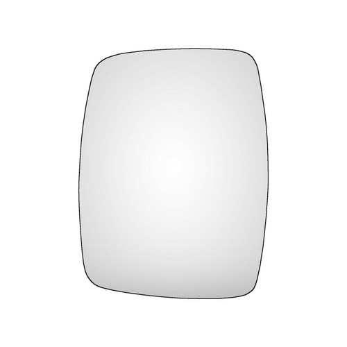Left Hand Passenger Side Mercedes Vito Van 1996-2003 Convex Wing Mirror Glass