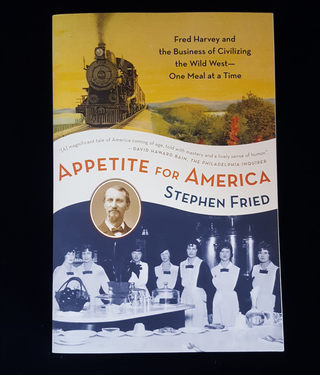 The legendary life and entrepreneurial vision of Fred Harvey helped shape American culture and history for three generations—from the 1880s all the way through World War II—and still influence our lives today in surprising and fascinating ways. Now award-winning journalist Stephen Fried re-creates the life of this unlikely American hero, the founding father of the nation's service industry, whose remarkable family business civilized the West and introduced America to Americans.