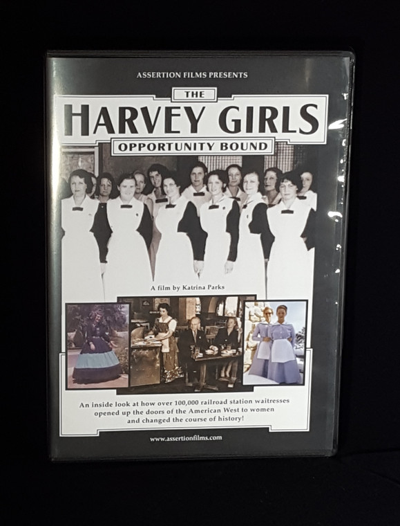The Harvey Girls: Opportunity Bound is a new documentary film that explores how starting in the 1880's, over 100,000 brave young women, Harvey Girls as they were called, made an unusual decision to leave home and travel west to work as waitresses along the transcontinental railroad opening the doors of both the West and the workplace to women.