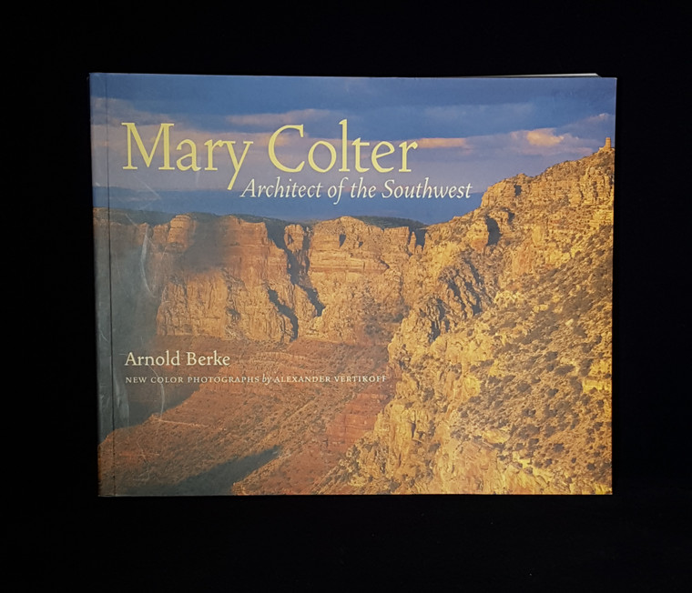 Mary Colter may well be the best-known unknown architect in the world: her buildings at the Grand Canyon National Park-which include Lookout Tower, Hopi House, Bright Angel Lodge, and many others-are admired by almost five million visitors a year.This extraordinary book about an extraordinary woman weaves together three stories-the remarkable career of a woman in a man's profession during the late 19th century; the creation of a building and interior style drawn from regional history and landscape; and the exploitation, largely at the hands of the railroads, of the American Southwest for leisure travel.