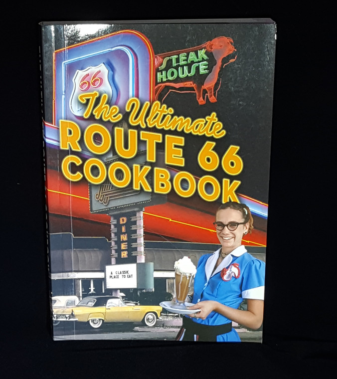 Serious food with a lighthearted attitude! A pinch of Route 66 memorabilia, a dash of humor, and two heaping helpings of honest American classics make this the perfect guide to good eating. With culinary contributions from roadside restaurants and well-traveled chefs, this book is a treasured keepsake and valuable resource. Regional specialties share the road with innovative treats, and easy-to-follow instructions allow cooks of all experience levels to create the recipes with ease, pleasure, and enjoyment. Take a detour across Route 66 and sample these down-home recipes from the legendary road.