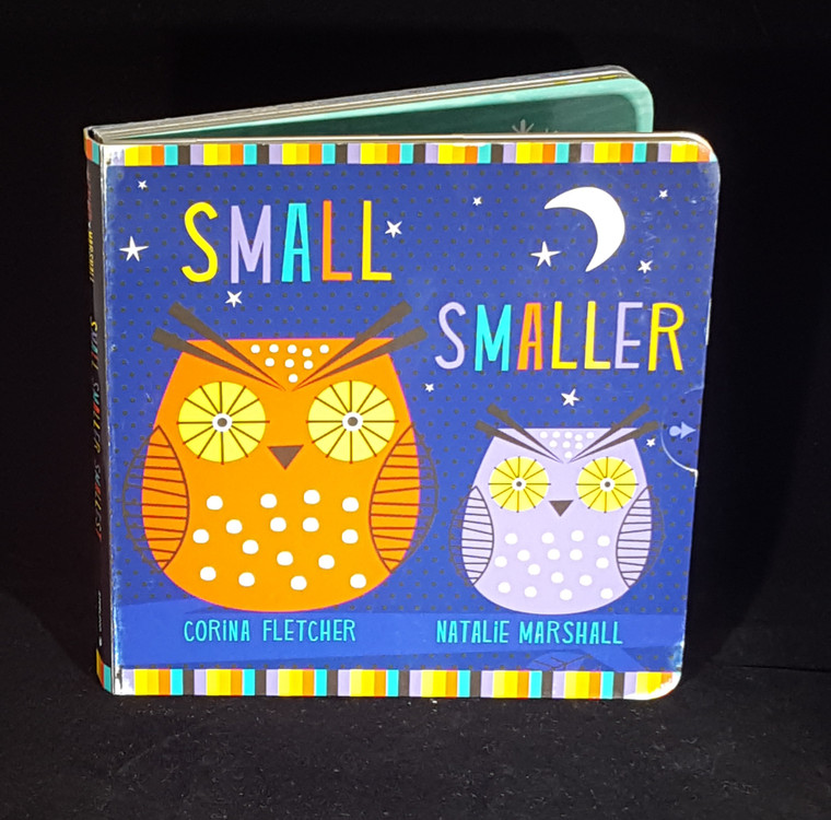 This irresistible little book is all about MEASURING.  Pull the tabs and have fun as you learn!