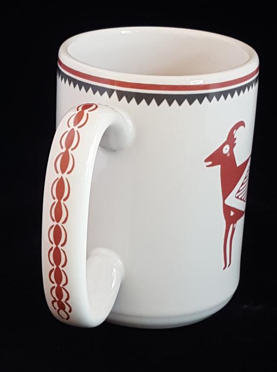 Big Horn Sheep Mimbreno Mug 15oz