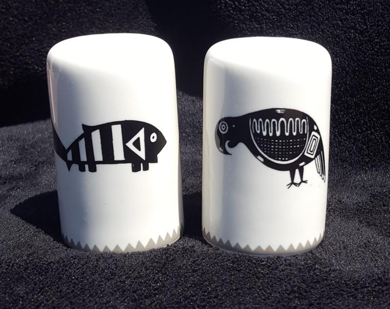 Mimbreno Salt & Pepper Shakers