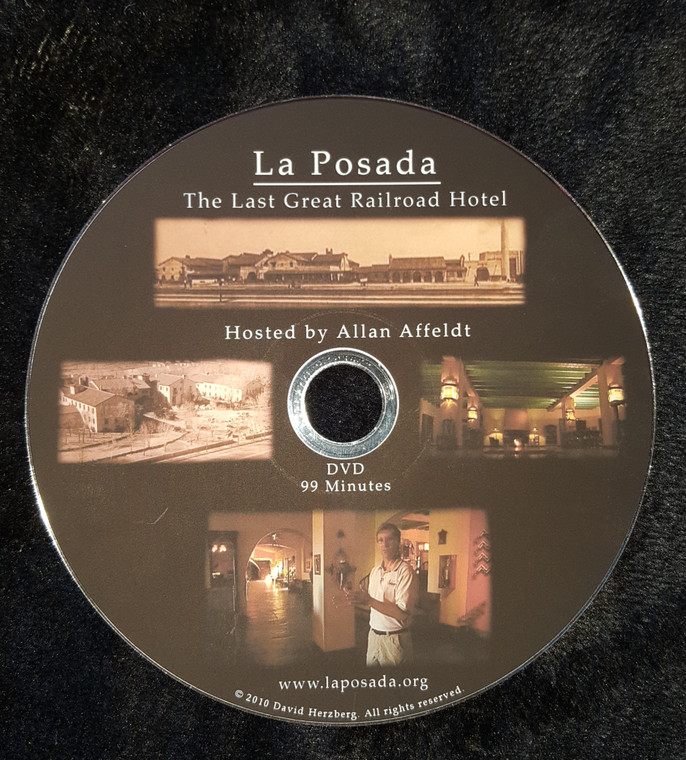 The Last Great Railroad Hotel DVD