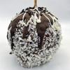 Coconut Chocolate Dipped Caramel Apple