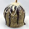 Pumpkin Spice Chocolate Dipped Caramel Apple
